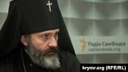 Архиепископ Симферопольский и Крымский Климент, архивное фото