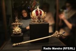 Регалии императорской власти Габсбургов. Выставка в Вене