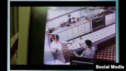 صحنهای از ویدئوی خشونت علیه کودکان و نوجوانان دارای اوتیسم در مرکزی به نام «سرای مهربانی»
