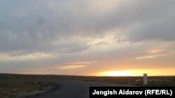 Баткен: азаптан арылткан жол