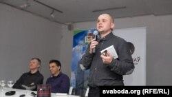 Павал Касьцюкевіч.