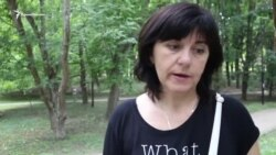 «Это другой человек» – жена «диверсанта» Захтея после свидания с мужем (видео)