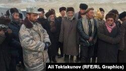 Памирские кыргызы. Архивное фото.