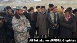 Памирские кыргызы в Афганистане. Архивное фото.