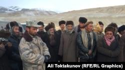 Кыргызы афганского Памира.