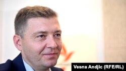Nebojsa Zelenovič, gradonačnik Šapca