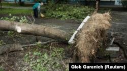 У Кривому Розі стихія повалила понад 650 дерев, було знеструмлено 50 тисяч абонентів