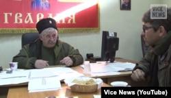 Микола Козіцин, ватажок «Всевеликого війська Донського»