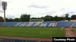 Футбольный стадион в Симферополе