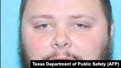 Девин Келли, подозреваемый в массовом убийстве прихожан в церкви в Техасе.