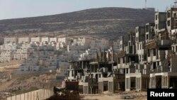 Ndërtime izraelite në Bregun Perëndimor