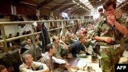 Bošnjaci u logoru Manjača, 14. avgutst 1992.