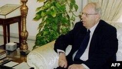 افرائیم هالوی، رئیس اسبق موساد