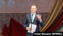 Глава Борского района Эдуард Ардабьев