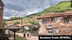 Detalj iz sela Topli do, Stara planina