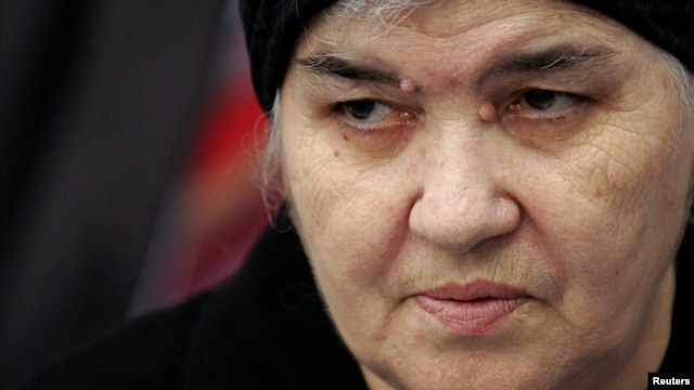 The European Court of Human Rights ordered Russia to pay compensation to Fatima Bazorkina over the disappearance of her son in Chechnya.