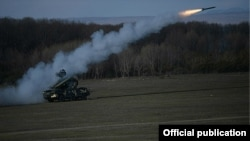 Armenia - Armenian Army holds exercises, 13Nov,2014