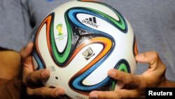 Бразилия атактуу футболчу Пеленин мекени