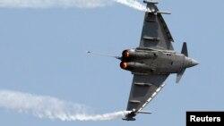 Военный самолет. Иллюстративное фото.
