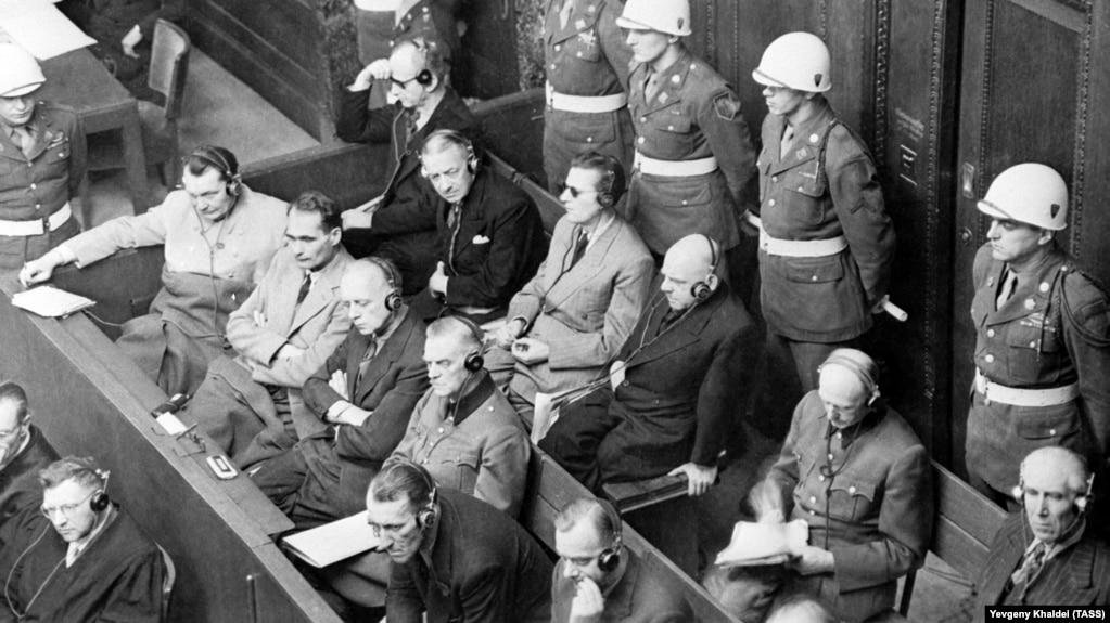 Photo of Смерть в Нюрнберге. Белое пятно в главном судебном процессе