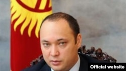 Maksim Bakiev, the youngest son of the ousted Kyrgyz president
