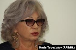 Adam bol журналының бас редакторы Гүлжан Ерғалиева.