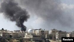 Алеппо, 4 сентября 2012 г.