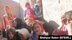Afghanistan Herat village