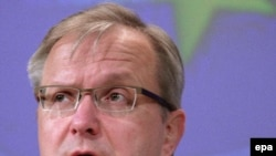 Enlargement Commissioner Olli Rehn said Croatia is still on track to conclude negotiations this year.