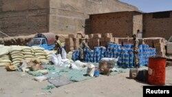 Պակիստան - Քուեթայում հայտնաբերված և առգրավված պայթուցիկ նյութերը, 21-ը օգոստոսի, 2013թ․