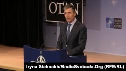 Андерс Фоґ Расмуссен, генеральний секретар НАТО