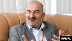 """Станислав Черчесов, новый главный тренер московского """"Динамо"""""""