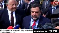 Російсько-вірменський інвестиційний банкір, власник компанії «Тройка Діалог» Рубен Варданян