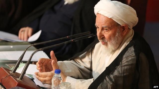 محمد یزدی، رییس مجلس خبرگان