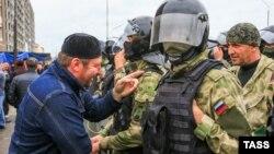 Митинги в Ингушетии длятся уже две недели