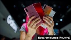 Samsung Galaxy Note 10 telefonları