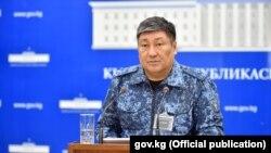 Алмаз Орозалиев.