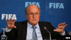 Presidenti i FIFA-s, Joseph Blatter