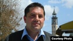 Влатко Ристески, претседател на невладината организација Одраз од Прилеп.