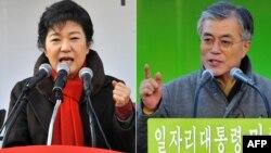 Сеул - Претседателските кандидати