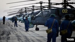 Russia's has successfully modernized its military since the Cold War, the report finds.