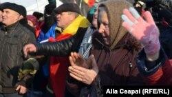 В Молдове продолжаются протесты против назначения Павла Филипа премьером страны