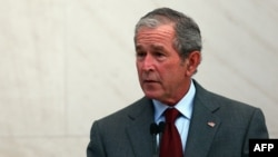 جورج دبلیو بوش رئیس جمهور پیشین امریکا