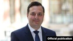 UK -- Alan Andranik Gogbashian, the newly appointed British ambassador to Armenia.