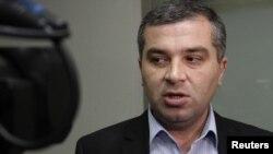 Міністр з європейської та євроатлантичної інтеграції Грузії Давіт Бакрадзе