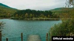 Озеро в урочище «Торопова дача»