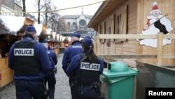 Полиция в Бельгии. Иллюстративное фото.