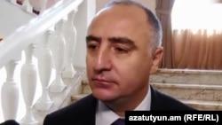 Глава Специальной следственной службы Армении Сасун Хачатрян (архив)