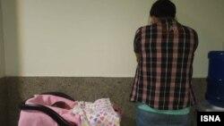 بازداشت فرد متهم به فروش نوزاد در ایران