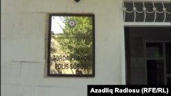 Zərdab Rayon Polis Şöbəsi